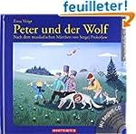 Peter und der Wolf. Mit CD.