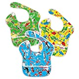 Bumkins 3 Pack Waterproof SuperBib
