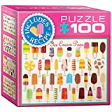 EuroGraphics Ice Cream Pops Mini Puzzle (100-Piece)