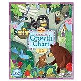 eeBoo Birthday Tree Growth Chart