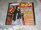Metal Hammer Razor Music CD Sampler featuring Bullet for My Valentine