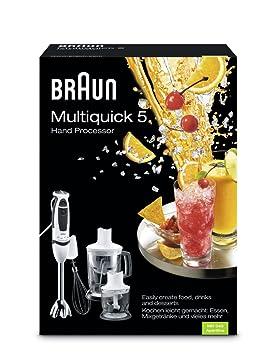 Braun Mr 540 Multiquick 5 Aperitive Mixeur Plongeant Fyhuikjhgdesq