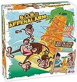 Mattel 52563 - S.O.S. Affenalarm, Geschicklichkeitsspiel