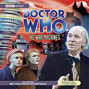 Doctor Who: The War Machines Radio/TV Program