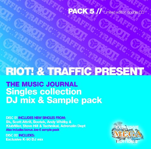 Riot & Traffic Music Journal 5