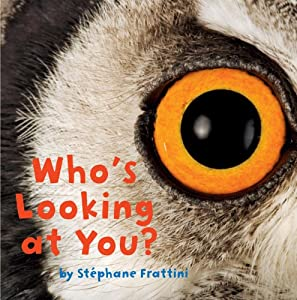 Who's Looking at You? (Nature Lift-the-Flap Books) Stephane Frattini