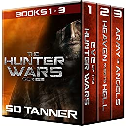 HunterWarsOmnibusEditionBooks1-3
