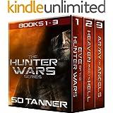 Hunter Wars Omnibus Edition (Books 1 - 3)