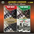 Four Classic Albums (Play Bach Vol 1 / Play Bach Vol 2 / Play Bach Vol 3 / Jacques Loussier Joue Kurt Weill)