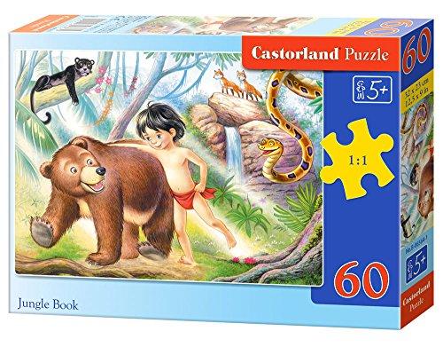 The jungle's book - 1