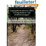 Agrégation interne 2014 - Composition 1 de mathématiques