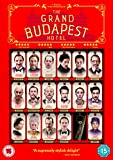 The Grand Budapest Hotel [DVD] thumbnail