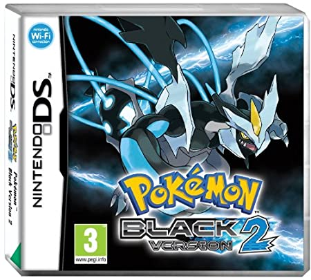 Pokemon Black 2 (Nintendo DS)