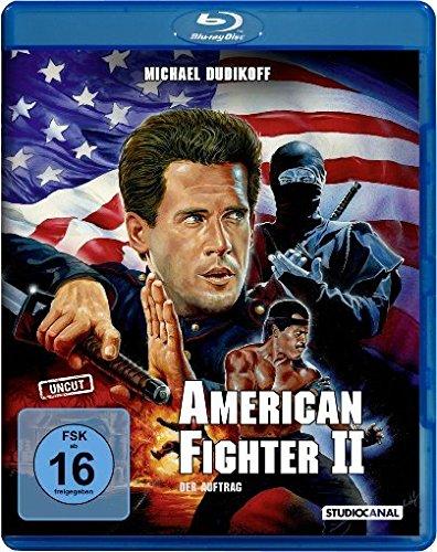 American Fighter 2 - Der Auftrag [Blu-ray]