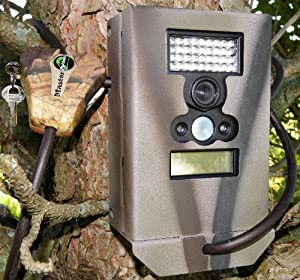 Security Box To Fit Wildgame Innovation Micro Red 4 6 8 Trail Cameras