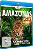 Image de Amazonas 3d [Blu-ray] [Import allemand]