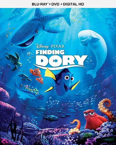 Finding Dory [USA] [Blu-ray]