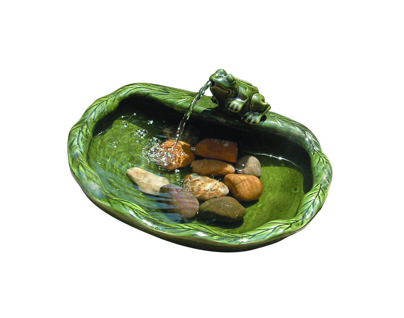 Frog Spitter & Frog Fountains For Lawn And Garden
