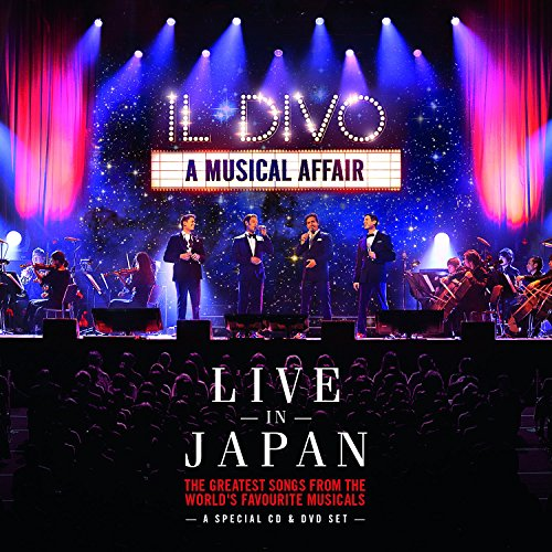 Il Divo-A Musical Affair Live In Japan-2014-gnvr Download