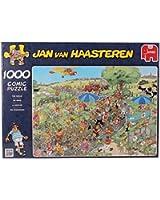 Diset - 13041 - Puzzle Classique - Comic 1000 - La Marche