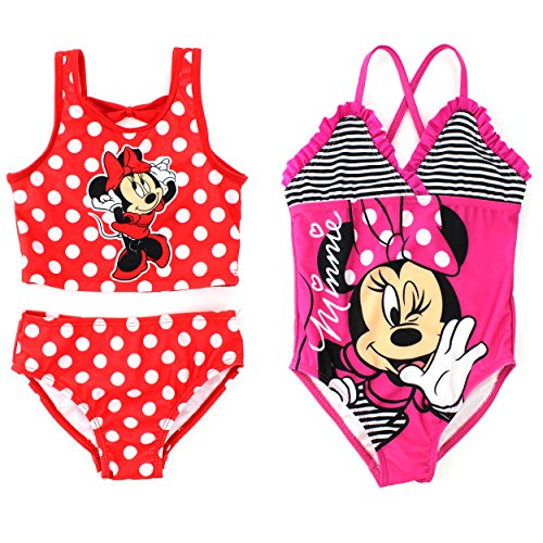Minnie Mouse Girls Swimwear