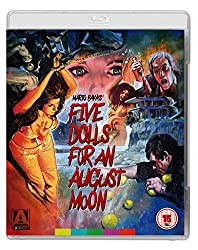 Five Dolls For An August Moon Dual Format [Blu-Ray + DVD]