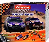 Carrera Go!!! - circuit - 1/43 eme analogique - Go!!! Rally Raid
