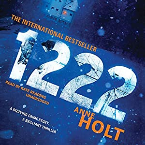1222: The Hanne Wilhelmsen Novels, Book 8 Audiobook