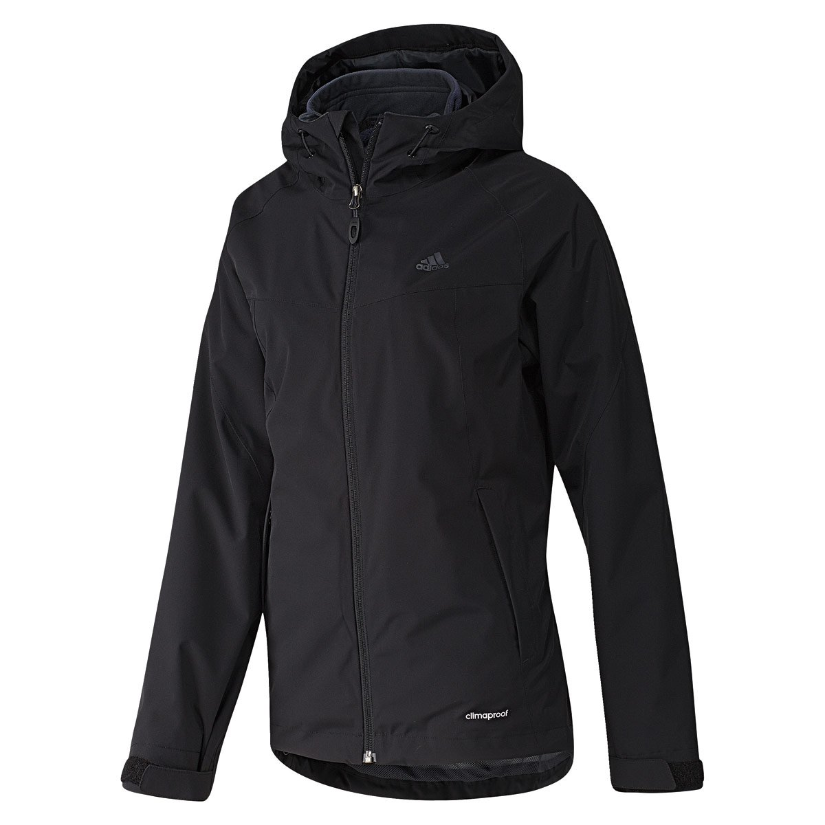 adidas Damen Jacke 3-in-1 Fleece Wandertag