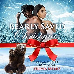 Christmas Romance: Bearly Saved Christmas Audiobook