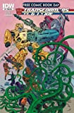 img - for Transformers vs G.I. Joe #0: Free Comic Book Day Special book / textbook / text book