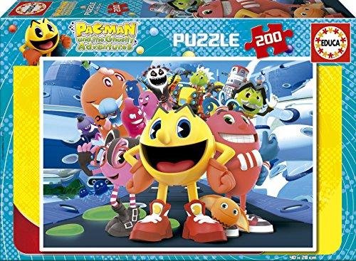 puzzles-educa-pac-man-200-piezas-16161
