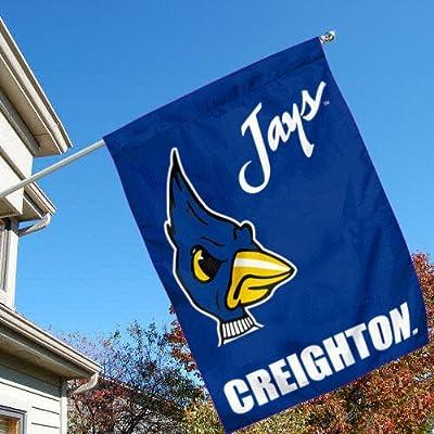 Creighton University Bluejays House Flag