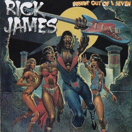 Rick James - Bustin