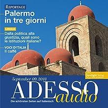 ADESSO audio - Lo stato e le istituzioni italiane. 9/2013: Italienisch lernen Audio - Staat und Institutionen Hörbuch von  div. Gesprochen von:  div.