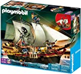 Toy - PLAYMOBIL 5135 - Piraten-Beuteschiff