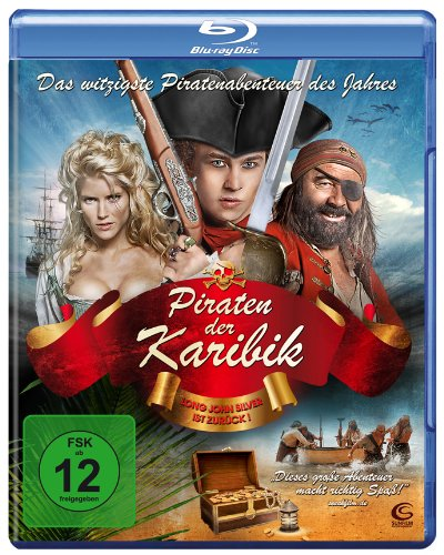 Piraten der Karibik [Blu-ray]