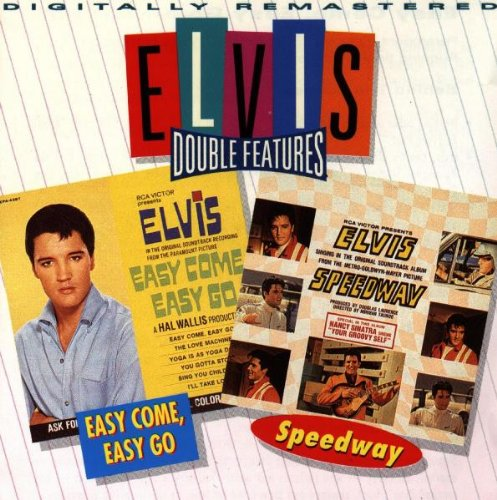 Elvis Presley - Easy Come, Easy Go / Speedway - Zortam Music