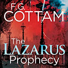 The Lazarus Prophecy (       UNABRIDGED) by F.G. Cottam Narrated by Sean Barrett