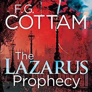 The Lazarus Prophecy Audiobook