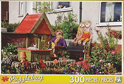 Puzzlebug 300 Piece Puzzle ~ Scarecrow Festival, Scotland, UK - 1