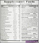 Pure Essence Labs ProFema - The Menopause Multiple - 120 Tablets