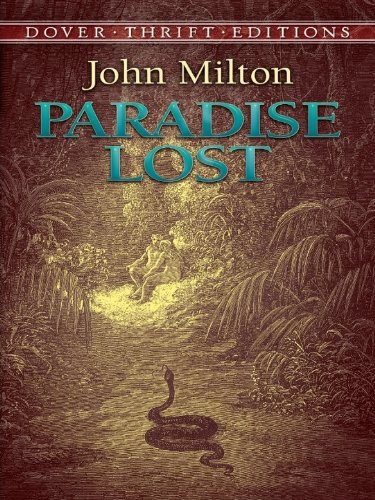 Paradise Lost (Dover Thrift Editions) (The Lost World Of Adam And Eve compare prices)
