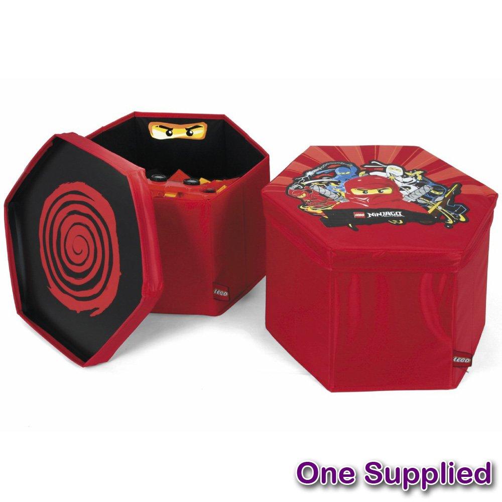 Graphic Solutions AS SD 803 LEGO Ninjago – Ninjago Sitz- und Aufbewahrungshocker online bestellen