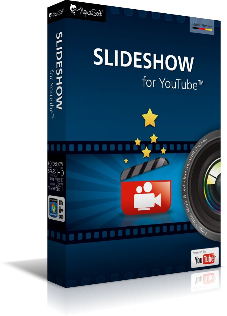 AquaSoft SlideShow for YouTube (Download)