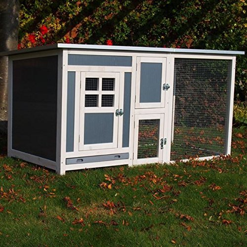 Cube - Hybrid - Chicken Coop & Run Pen - Optionale Erweiterung