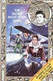 img - for The Secret Night Flyer Game (Biggles adventure game books) book / textbook / text book