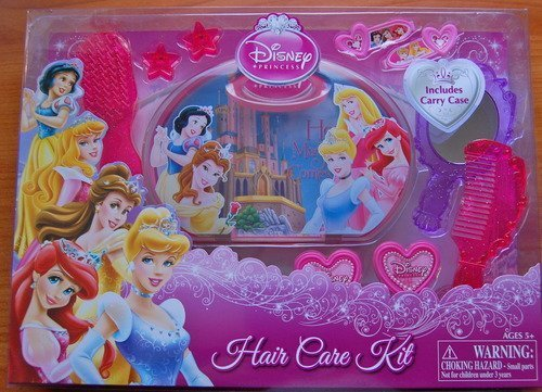 Disney Princess Hair Care Kit