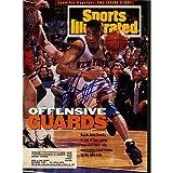 John Starks Signed 5/30/1994 Sports Illustrated Magazine
