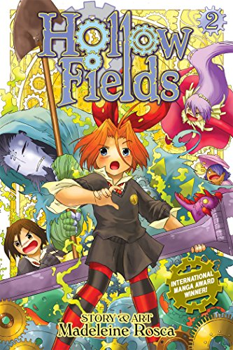 Hollow Fields Vol. 2 (v. 2)